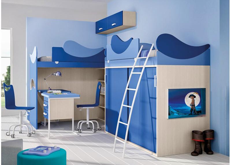 Camere da letto per bambini ikea